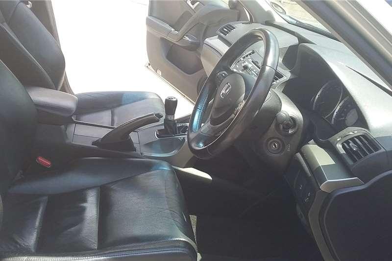 Honda Accord 2.4 Executive 2012