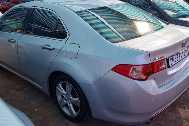 Honda Accord 2.4 Executive 2013