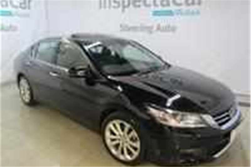 Honda Accord 2.4 Executive 2014