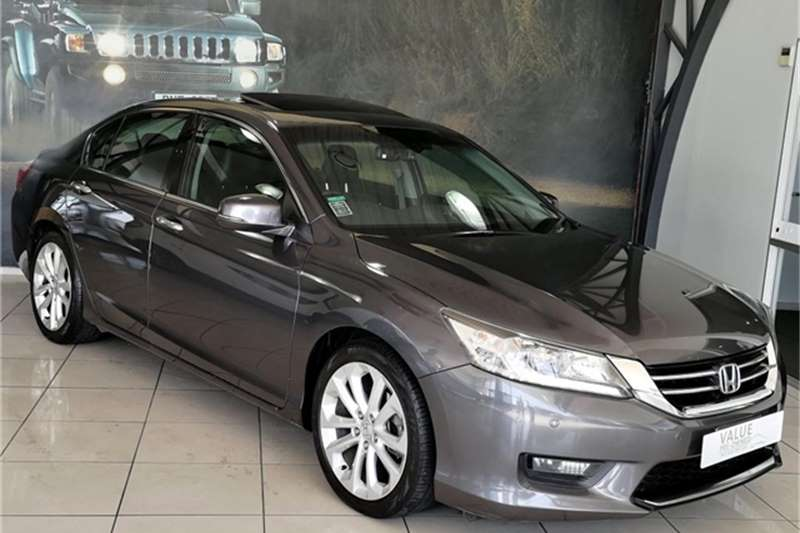 Honda Accord 2.4 Executive 2016