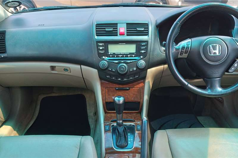Honda Accord 2.4 Executive auto 2008