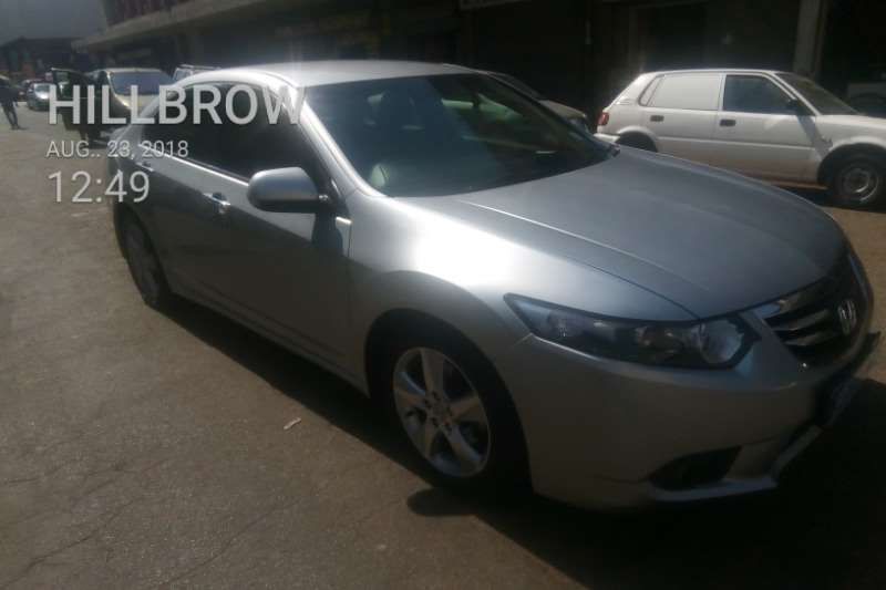 Honda Accord 2.4 Executive auto 2012