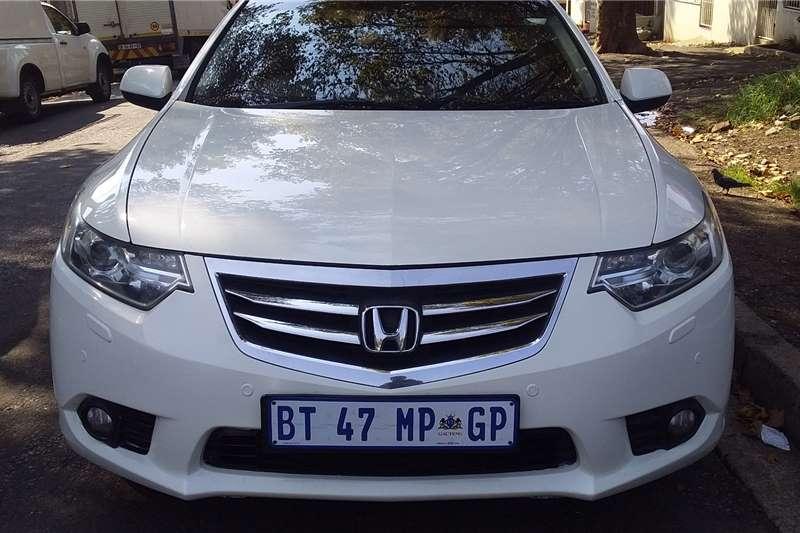 Honda Accord 2.4 Executive auto 2012