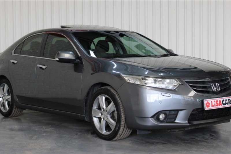 Honda Accord 2.4 Executive auto 2013