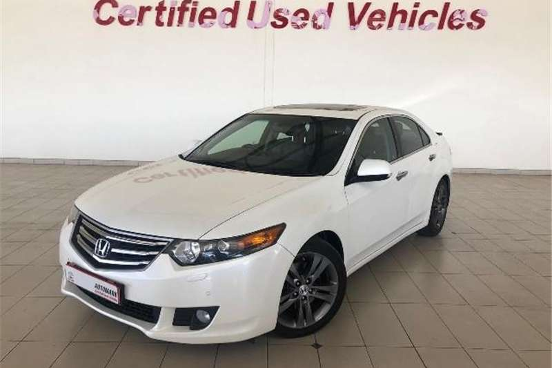 Honda Accord 2.4 Executive automatic 2008