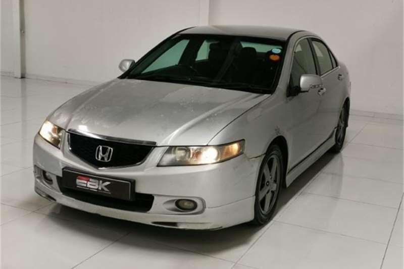 Used 2003 Honda Accord 2.4 Type S