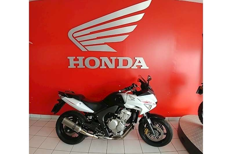 Honda Accord CBF 600S