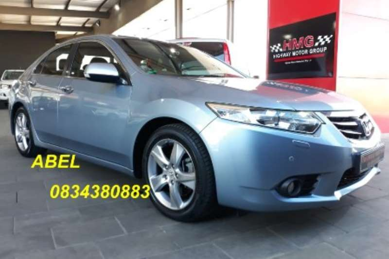 2012 Honda Accord 2.4 Exclusive auto