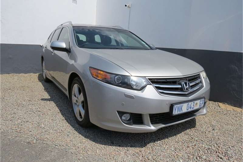 Honda Accord Tourer 2.2i DTEC Executive 2009