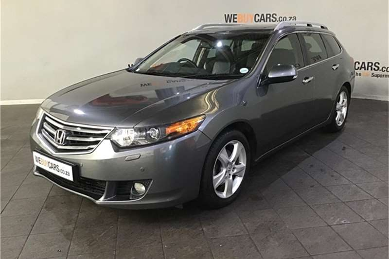 Honda Accord Tourer 2.2i DTEC Executive 2011