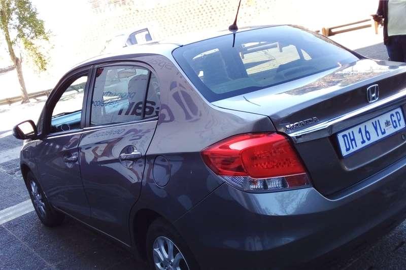 Used 2014 Honda Amaze Sedan AMAZE 1.2 COMFORT