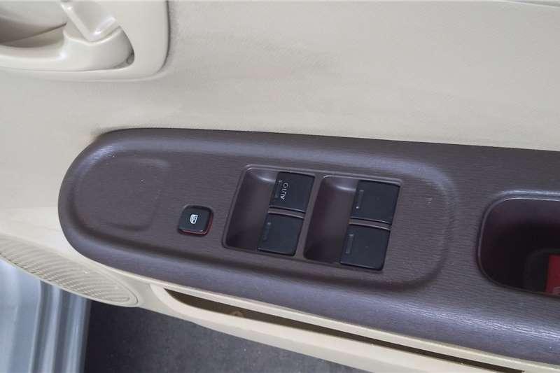 Honda Amaze sedan AMAZE 1.2 COMFORT 2015