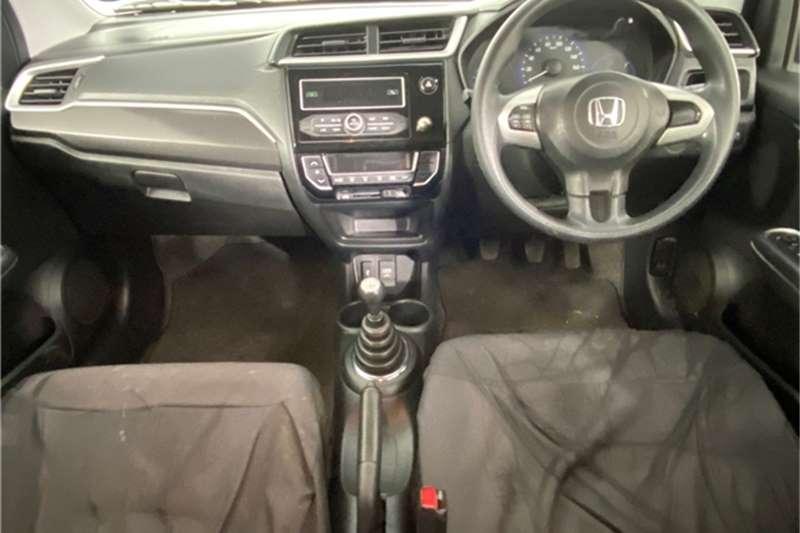 2018 Honda Amaze sedan AMAZE 1.2 COMFORT