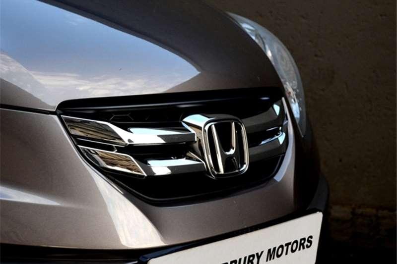 Honda Amaze sedan AMAZE 1.2 COMFORT CVT 2014