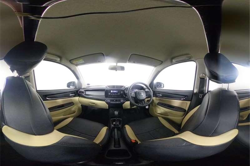 Used 2019 Honda Amaze Sedan AMAZE 1.2 COMFORT CVT