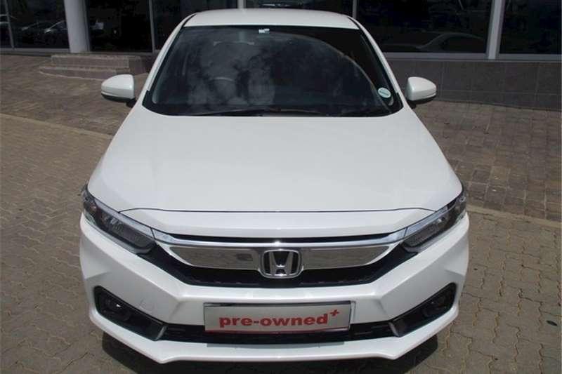Demo 2020 Honda Amaze Sedan AMAZE 1.2 COMFORT CVT