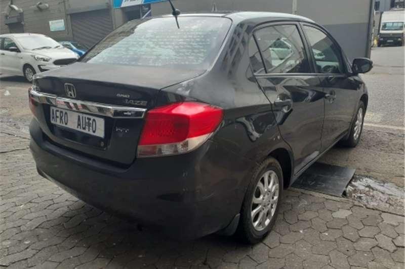 Used 2014 Honda Amaze Sedan