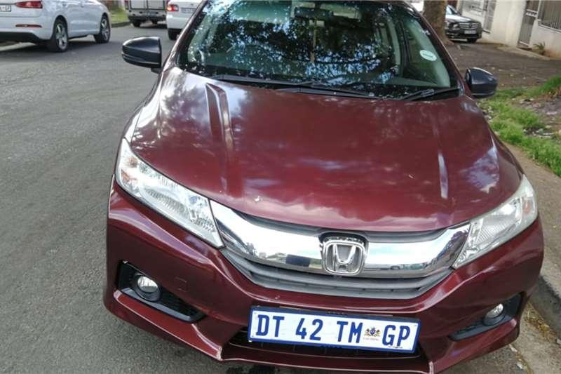 Used 2015 Honda Ballade