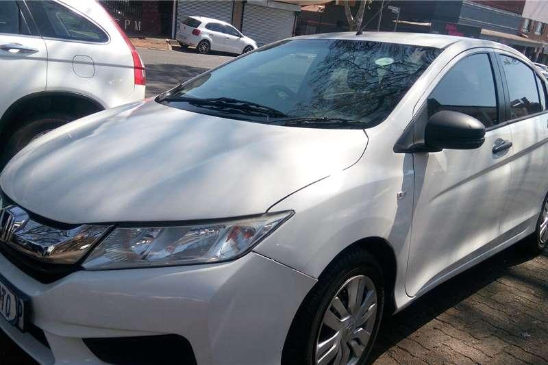 Honda Ballade 1.4 sedan 2014