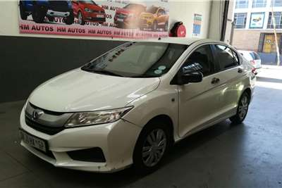 Honda Ballade 1.5 2014