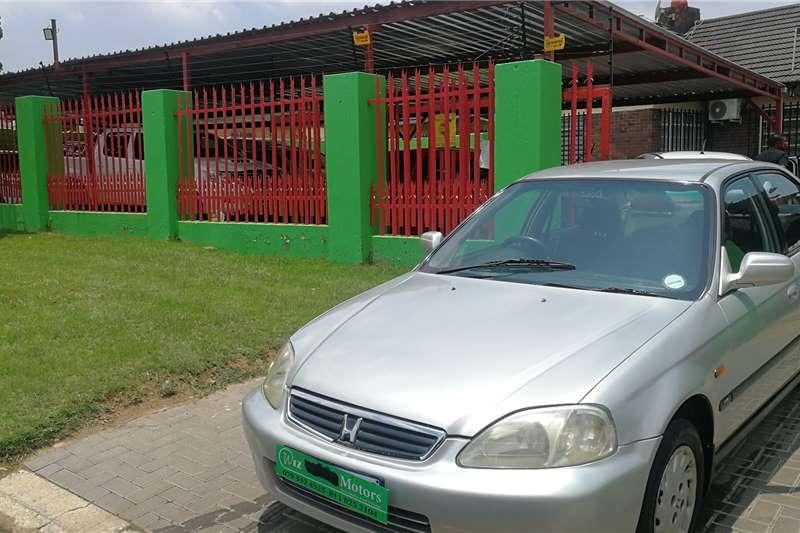 Honda Ballade 1.5 Comfort 1999