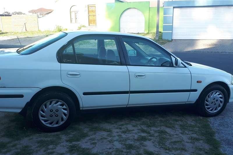 Honda Ballade 1.5 Comfort auto 1997