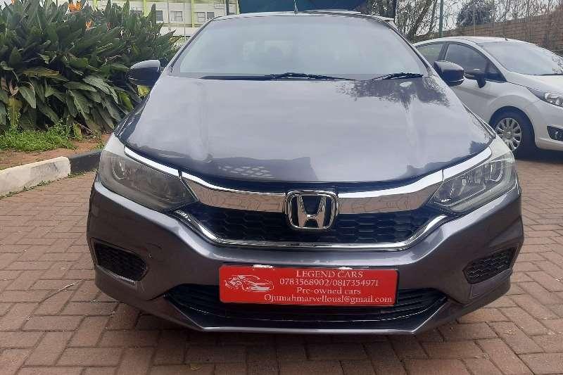 Used 2018 Honda Ballade 1.5 Comfort auto