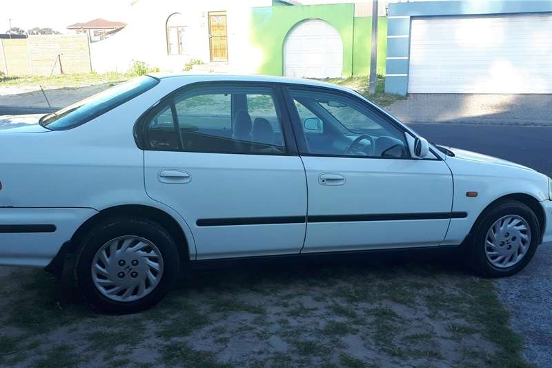 Honda Ballade 1.5 Comfort automatic 1997