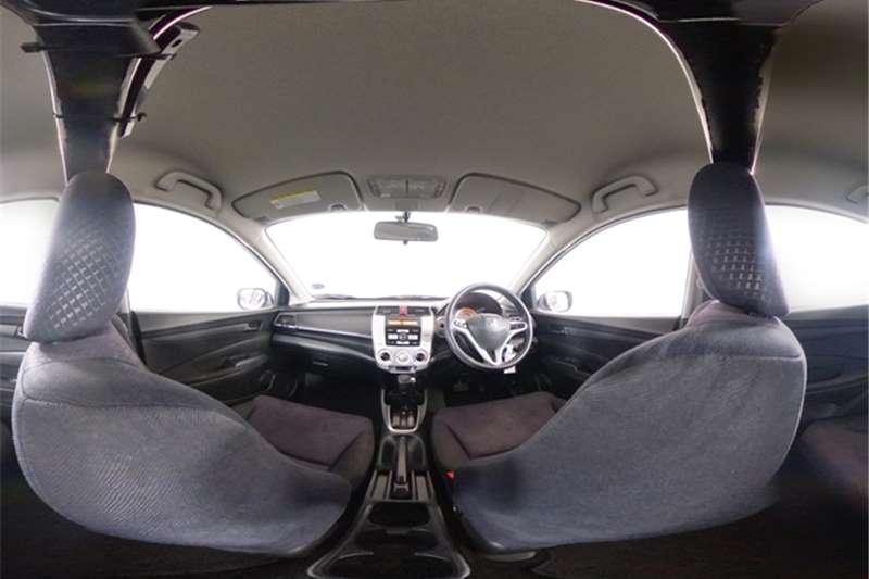 2011 Honda Ballade Ballade 1.5 Comfort automatic