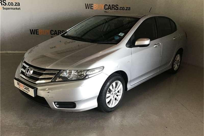 Honda Ballade 1.5 Comfort automatic 2014