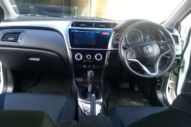 Honda Ballade 1.5 Comfort automatic 2015