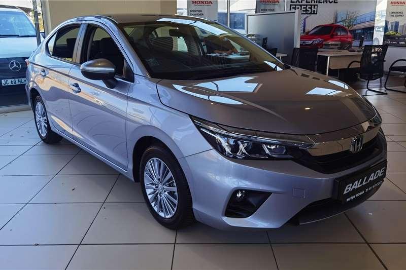 Used 2021 Honda Ballade 1.5 Comfort automatic