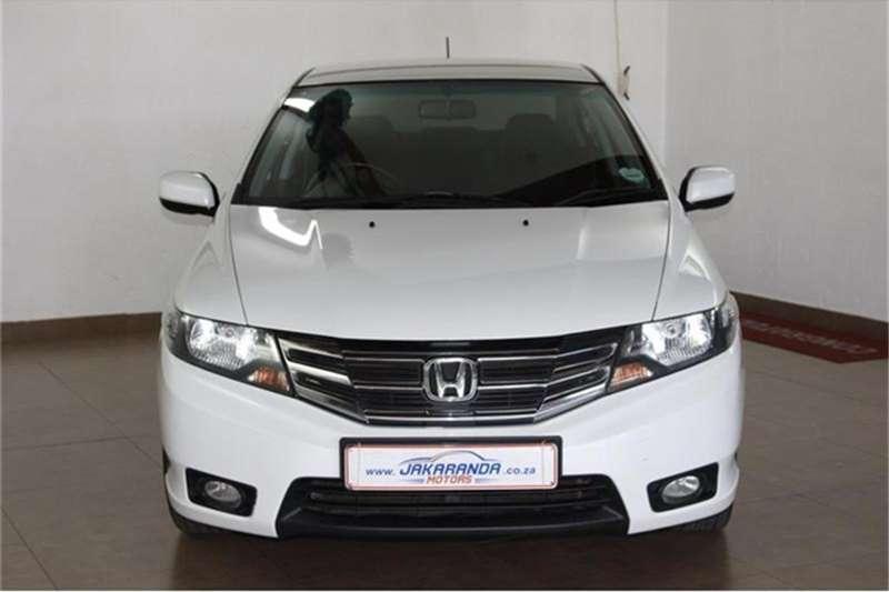 Honda Ballade 1.5 Elegance 2013