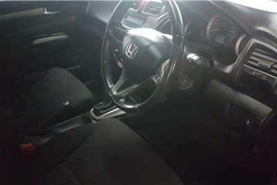2013 Honda Ballade Ballade 1.5 Elegance
