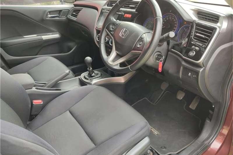 Used 2014 Honda Ballade 1.5 Elegance