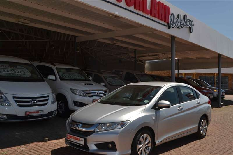 Honda Ballade 1.5 Elegance 2015