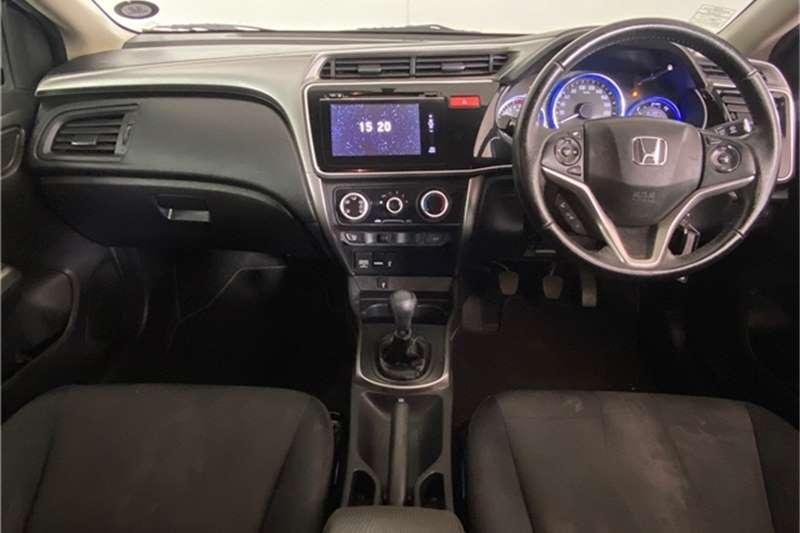2016 Honda Ballade Ballade 1.5 Elegance