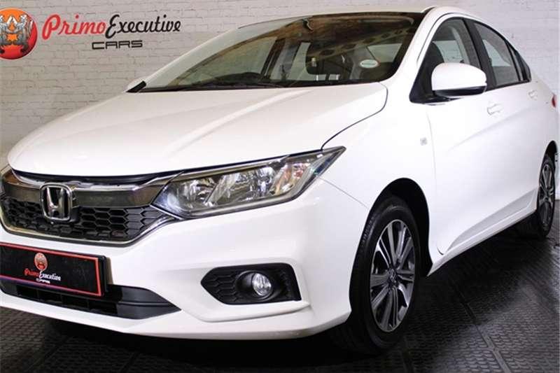 Honda Ballade 1.5 Elegance 2018