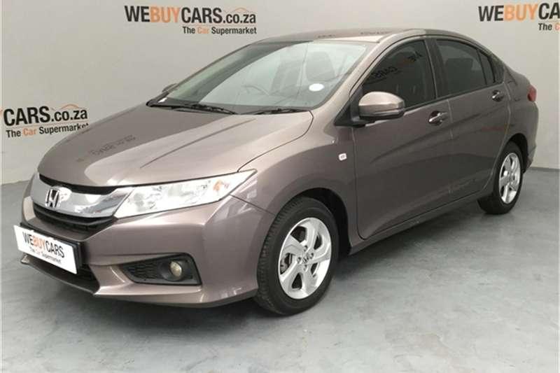Honda Ballade 1.5 Elegance auto 2015