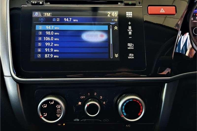 2015 Honda Ballade Ballade 1.5 Elegance auto