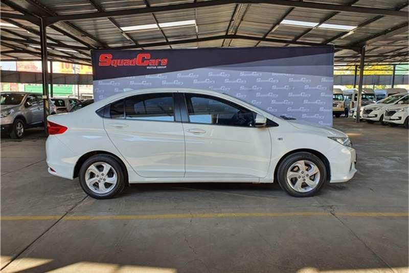 Honda Ballade 1.5 Elegance auto 2016