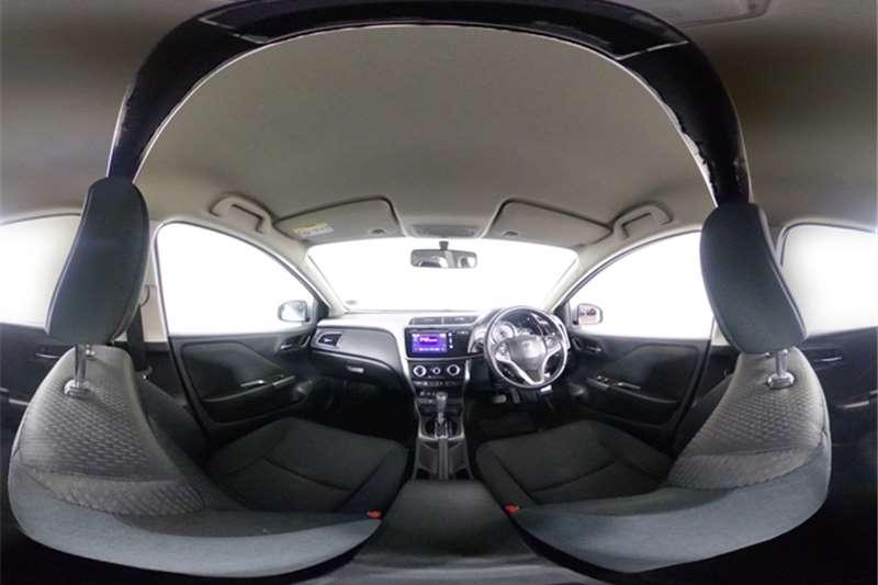 2017 Honda Ballade Ballade 1.5 Elegance auto