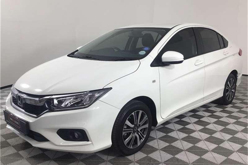 Used 2018 Honda Ballade 1.5 Elegance auto