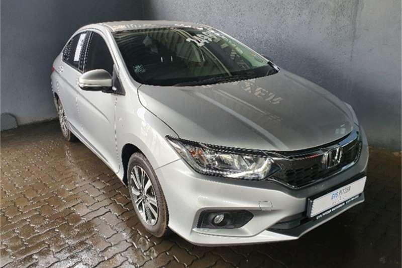 Used 2019 Honda Ballade 1.5 Elegance auto