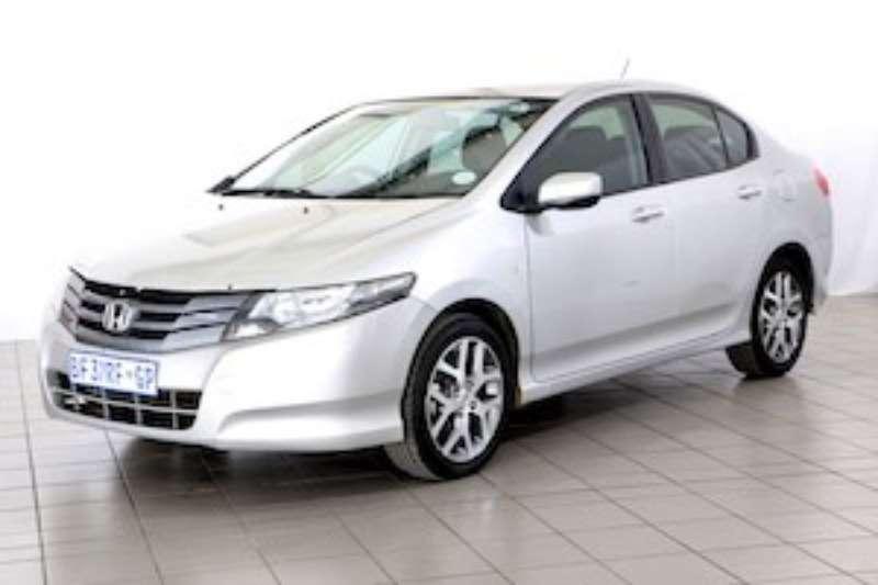 Honda Ballade 1.5 Elegance automatic 2011