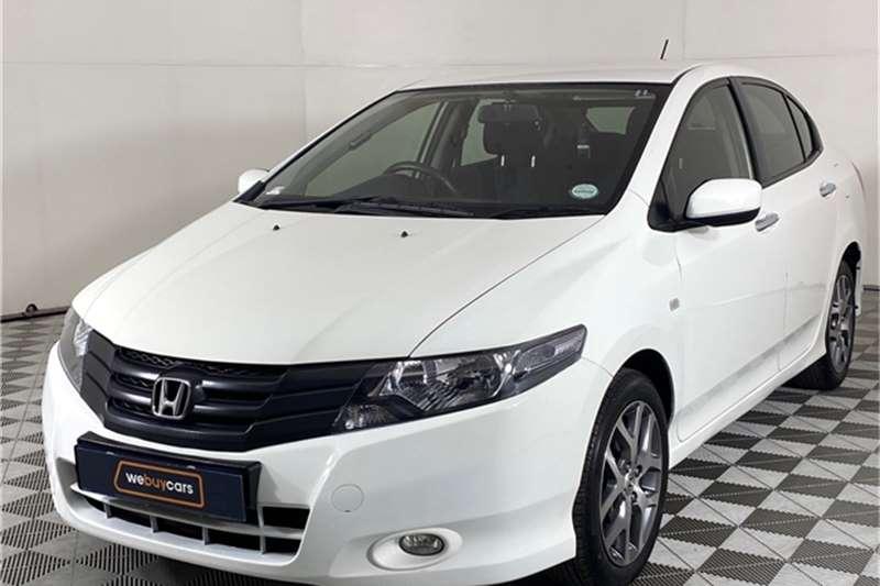 Used 2011 Honda Ballade 1.5 Elegance automatic