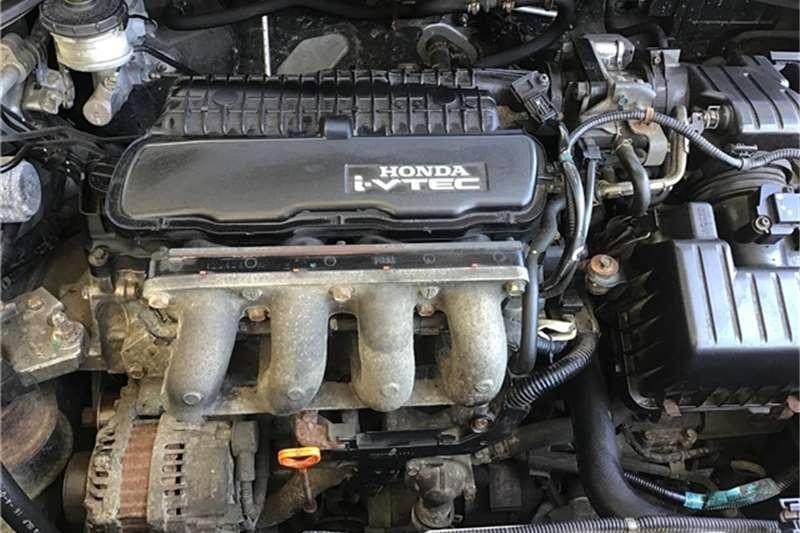 Honda Ballade 1.5 Elegance automatic 2012