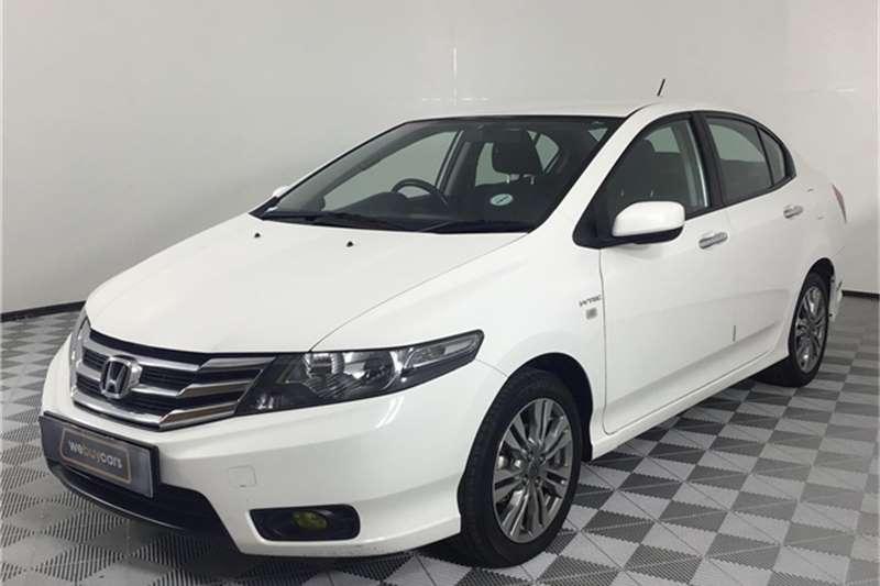 Honda Ballade 1.5 Elegance automatic 2013