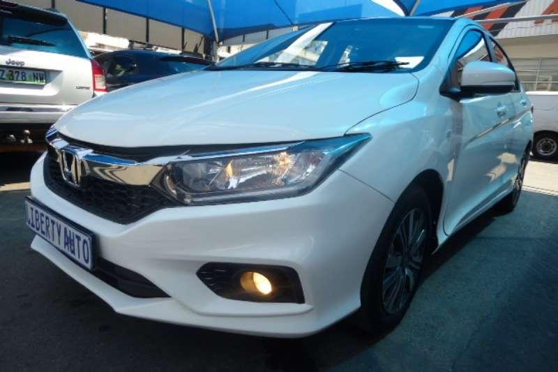 Honda Ballade 1.5 Elegance automatic 2018