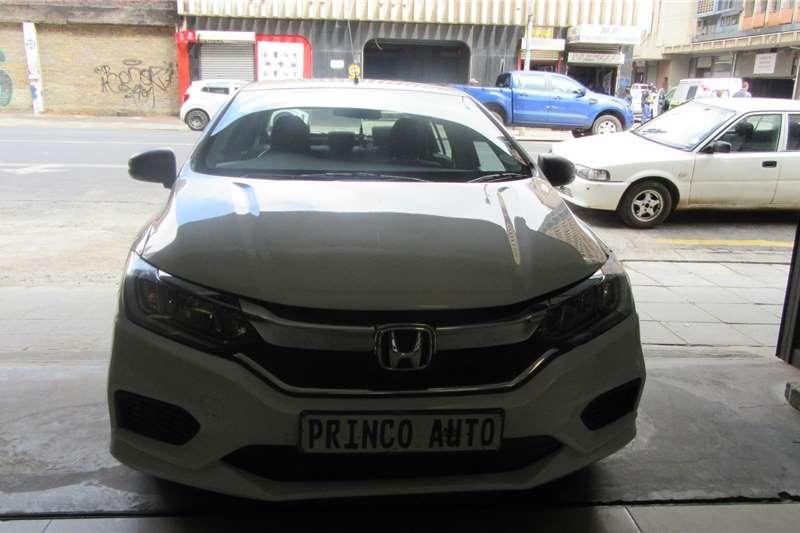 Honda Ballade 1.5 Elegance automatic 2019